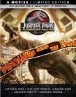 Park Jurajski 1-3 + Jurassic World
