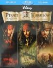 Kolekcja: Piraci z Karaibów 1-3