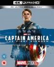 Kapitan America: Pierwsze starcie