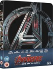 Avengers: Czas Ultrona 3D Steelbook (2BD)