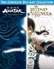 Awatar: Legenda Aanga - sezony 1-3 | Legenda Korry - sezony 1-4