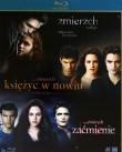 Saga Zmierzch - kolekcja 3-ech filmów