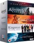 Assassin's Creed | Marsjanin | Kingsman: Tajne służby | Prometeusz