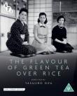 Smak ryżu z zieloną herbatą