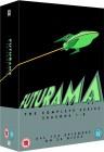 Futurama: Przygody Fry'a w kosmosie - sezony 1-8