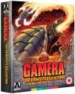 Gamera - kolekcja 12-tu filmów