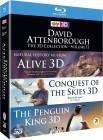 David Attenborough - kolekcja 3 filmów