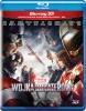 Kapitan Ameryka: Wojna bohaterów 3D (Blu-ray)