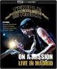 Michael Schenker's Temple of Rock Live In Madrid [Blu-Ray 4K]