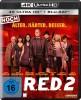 R.E.D. 2 - Noch Älter. Härter. Besser  (4K Ultra HD) (+ Blu-ray)