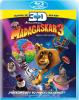 Madagaskar 3 3D/2D (Blu-Ray)