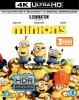 Minions (Minionki) (EN) [Blu-Ray 4K]+[Blu-Ray]