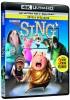 Sing [Blu-Ray 4K]+[Blu-Ray]