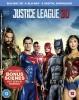Justice League – [Blu-ray 3D + Blu-ray Digital Download] [2017]