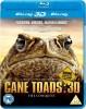 Cane Toads: The Conquest (Blu-Ray 3D)