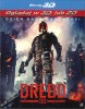 Dredd 3D Blu-Ray 3D