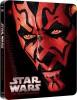 Star Wars : The Phantom Menace [Steelbook] [Blu-ray]