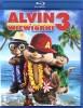 Alvin i wiewiórki 3 [Blu-Ray]