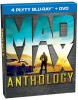 Mad Max Antologia (4Blu-ray + DVD)