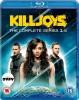Killjoys Season 1-5 [Blu-ray] [2019] [Region Free]