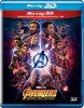 Avengers Infinity War (Blu-ray 3D)