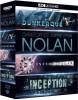 Coffret Christopher Nolan 3 Films : Dunkerque (Dunkirk) / Interstellar / Inception - Blu-Ray 4