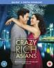 Crazy Rich Asians (Bajecznie bogaci Azjaci) (EN) [Blu-Ray]