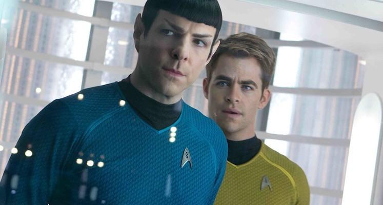 """Przyszłość """"Star Treka"""" należy do telewizji? Simon Pegg odpowiada"""