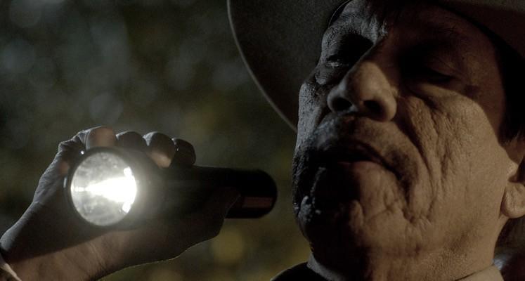 """Danny Trejo w pierwszym fragmencie """"Murder in the Woods"""""""