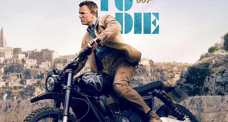 """James Bond na nowym plakacie """"Nie czas umierać"""". Listopadowa premiera potwierdzona"""