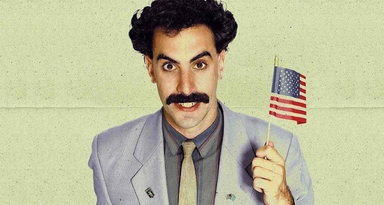 """Poznaliśmy oficjalny tytuł drugiego """"Borata"""""""