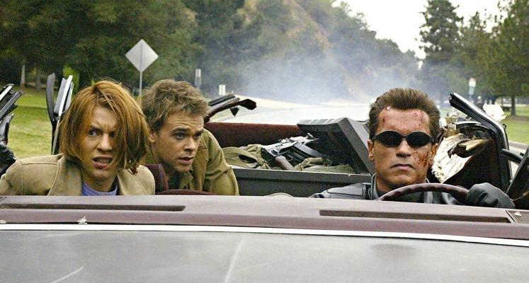 """NOSTALGICZNA NIEDZIELA #88: """"Terminator 3: Bunt maszyn"""""""