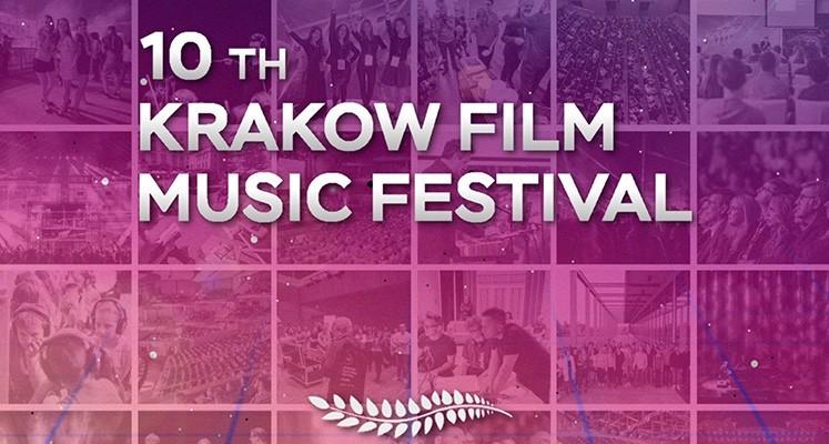 10. Festiwal Muzyki Filmowej w Krakowie - relacja