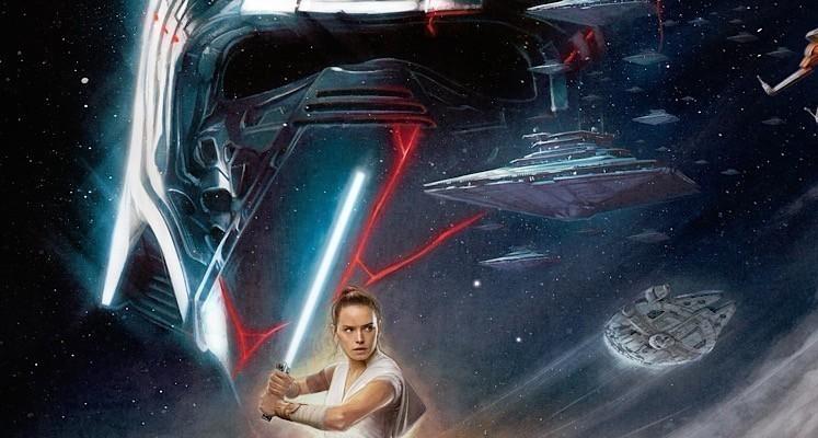 """Bitwa na Exegol na wczesnych grafikach koncepcyjnych ze """"Skywalker. Odrodzenie"""""""