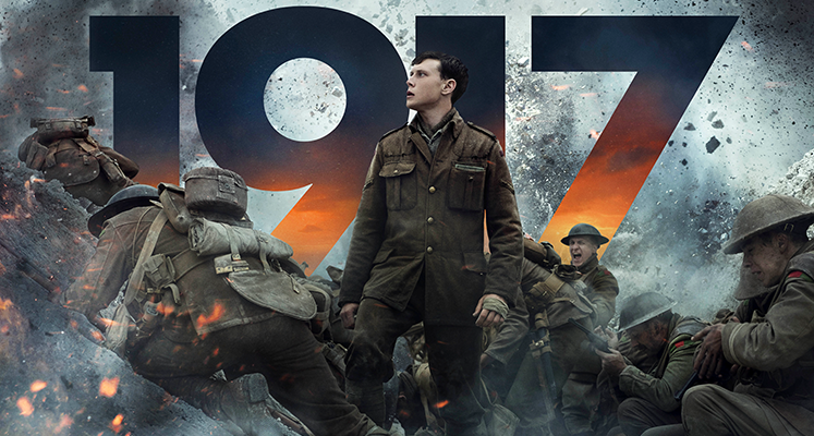 """""""1917"""" – finałowy zwiastun i plakat wojennej produkcji Sama Mendesa"""