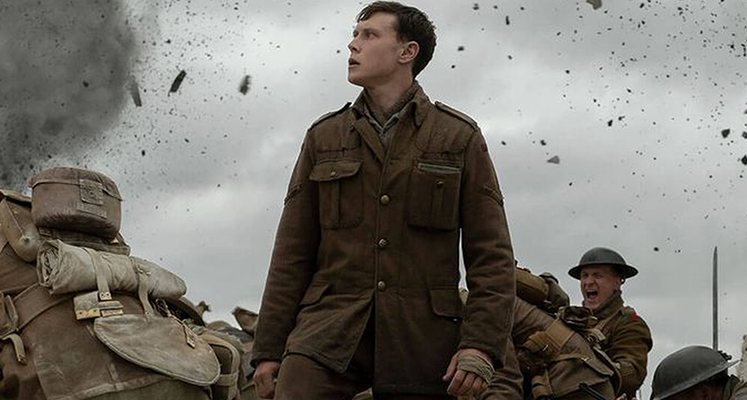 "Box Office – Sam Mendes i jego ""1917"" pokonuje Skywalkera. Kolejna porażka Kristen Stewart"