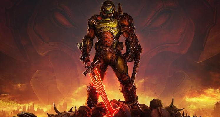 """Antyczni bogowie w nowym dodatku do """"DOOM: Eternal"""". Zobaczcie teaser!"""