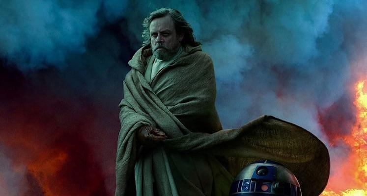 """Scena z Lukiem w """"Skywalker. Odrodzenie"""" efektem dokrętek?"""