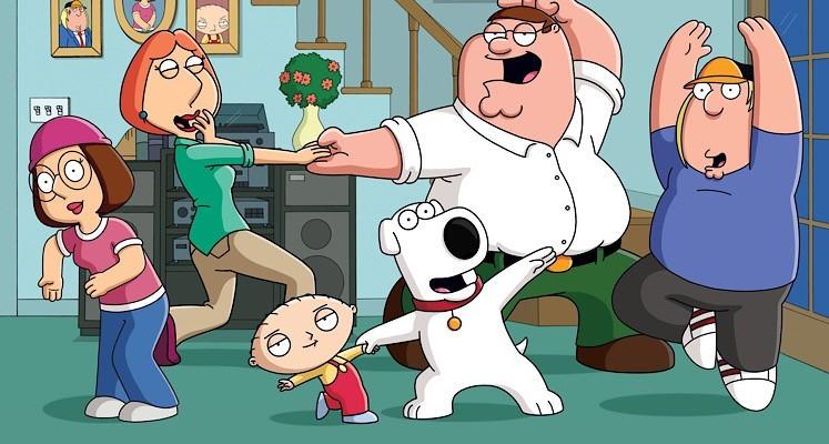 """Stewie i Brian z """"Family Guya"""" nagrali podcast"""