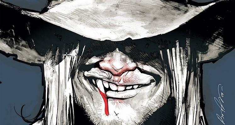 """DC pokazuje krwawy wariant okładkowy do kolejnej części """"Amerykańskiego wampira"""""""