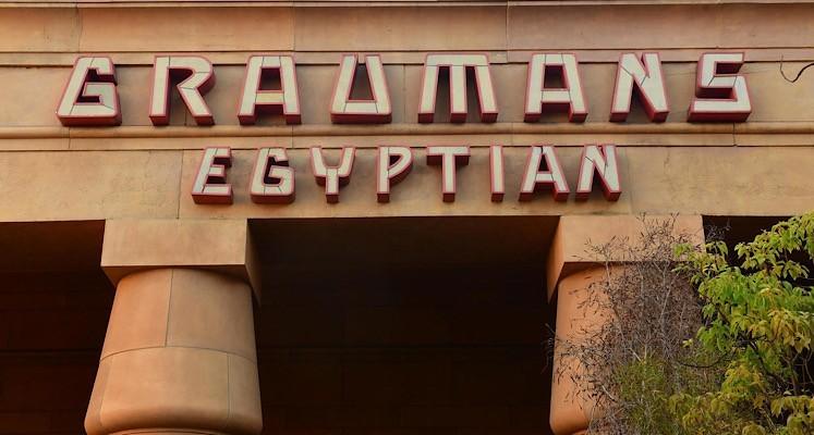 Legendarne kino w rękach Netfliksa. Gigant streamingowy kupuje Egyptian Theatre