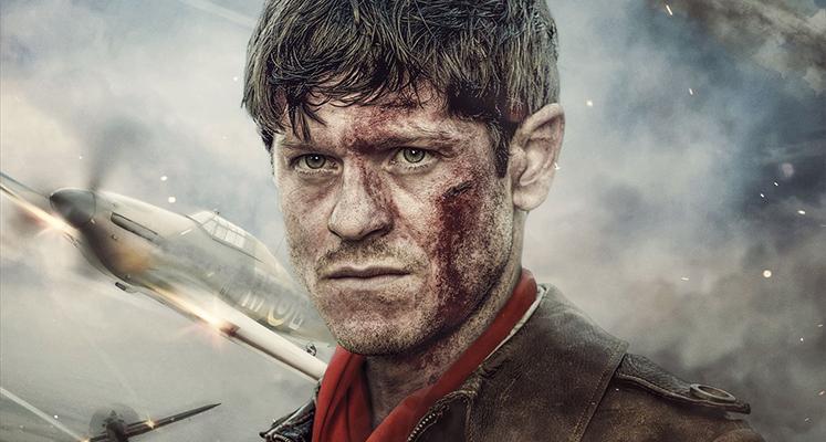 Iwan Rheon na nowym plakacie filmu 303. Bitwa o Anglię
