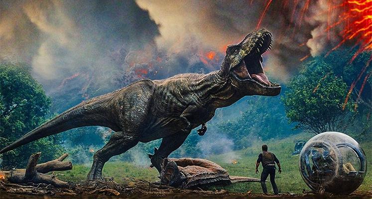 "Prace nad ""Jurassic World: Dominion"" i innymi filmami Universala wstrzymane"