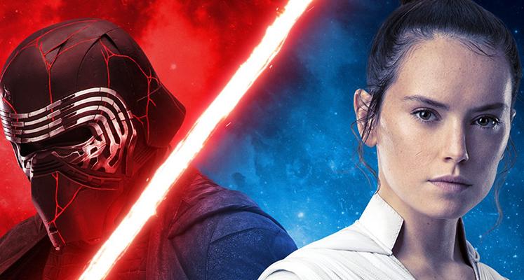 """Kylo Ren, Rey, Lando i Han w nowych fragmentach ze """"Skywalker. Odrodzenie"""""""