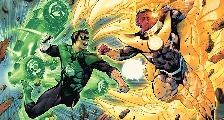 HBO ujawnia plany na serial o Zielonej Latarni. Zobaczymy Sinestro!