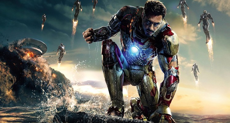 """Kolejna zbrojaTony'ego Starka z """"Iron Mana 3"""". Zobaczcie nową grafikę"""
