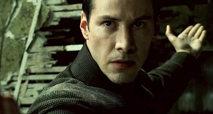 "Keanu Reeves: ""Matrix 4"" to historia o miłości"