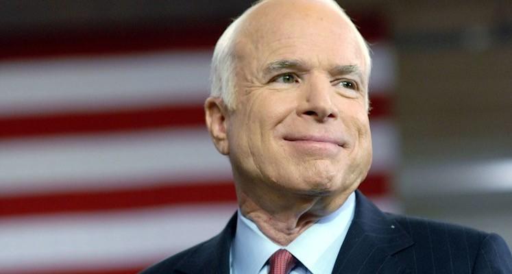 Powstanie filmowa biografia Johna McCaina