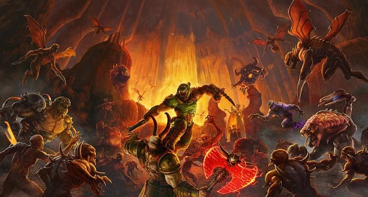 """Nadchodzi nowy dodatek do """"DOOM: Eternal"""". Zobaczcie zwiastun do """"The Ancient Gods"""""""