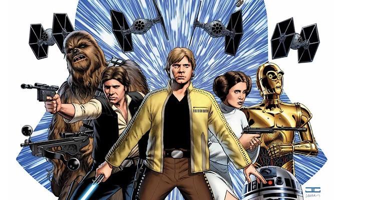 """Znamy najlepiej sprzedające siękomiksy dekady. """"Star Wars"""" na szczycie!"""